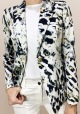 BLAZER ESTAMPADO BATIK ANIMAL