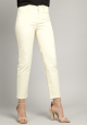 Jeans Skinny Color Amarillo