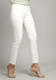 JEANS SKINNY COLOR CRUDO